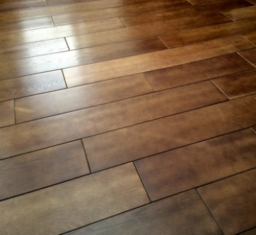 Parquet board array. Baseboard